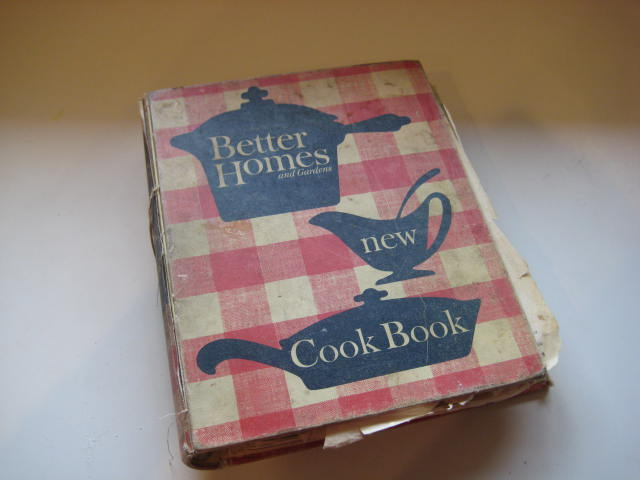 BHG New Cook Book 1965