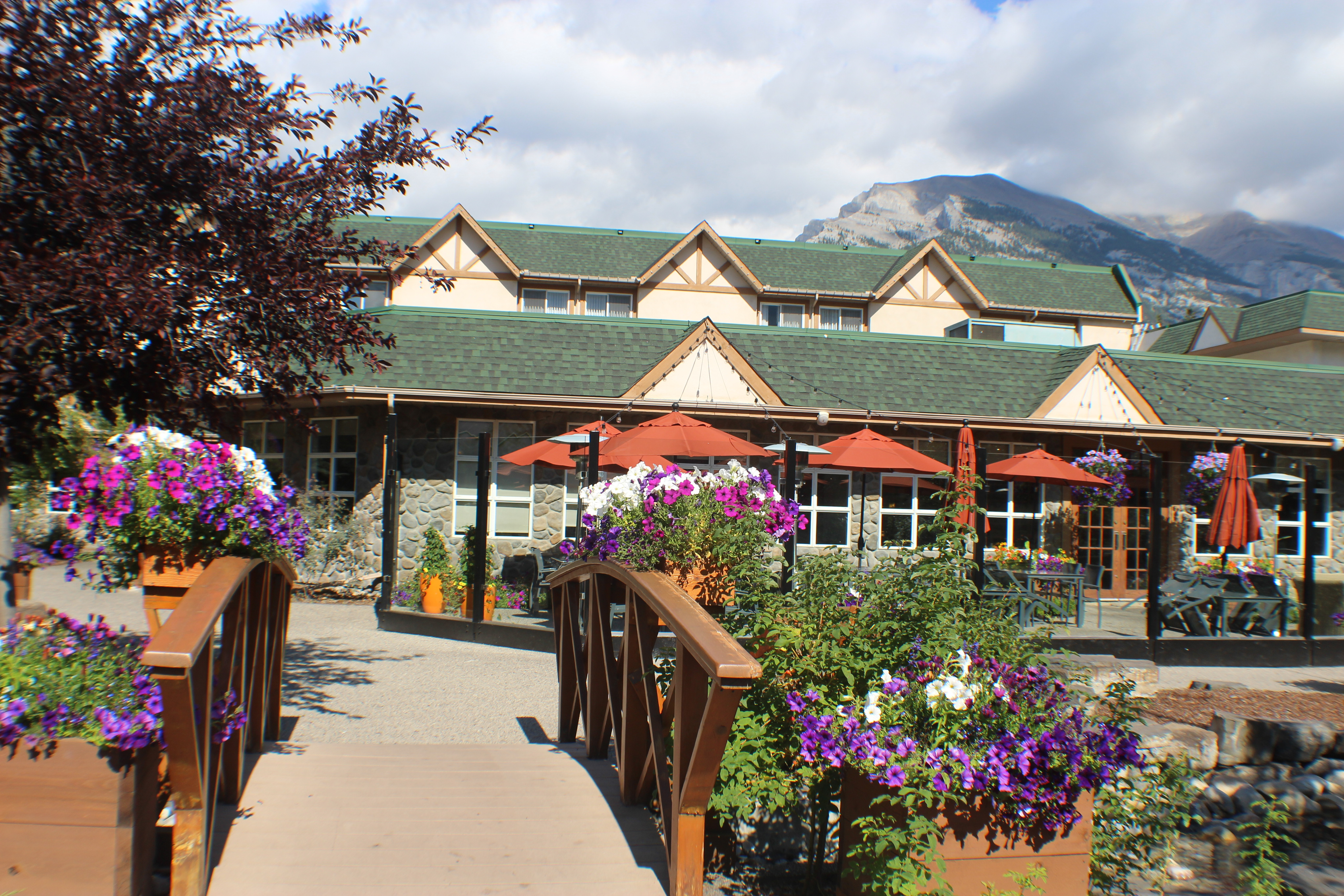 Coast Canmore Hotel.
